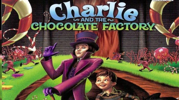 Charlie and The Chocolate Factory (Чарли и шоколадная фабрика)
