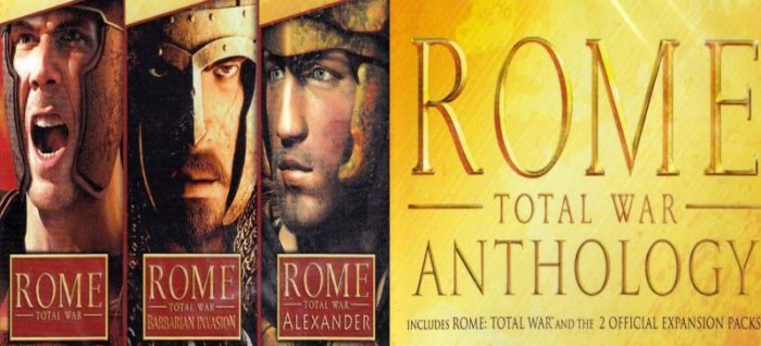Rome: Total War - Anthology