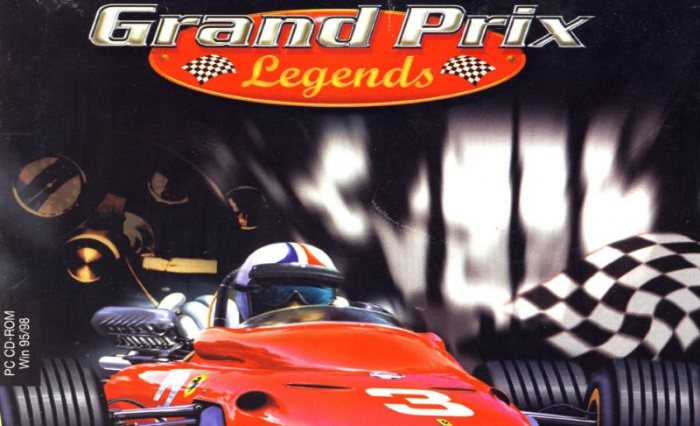 Grand Prix Legends (Легенды Формулы 1)