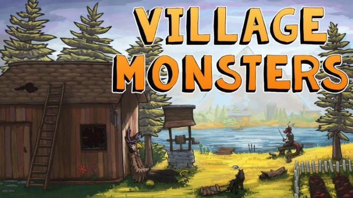 Village Monsters v0.75.2